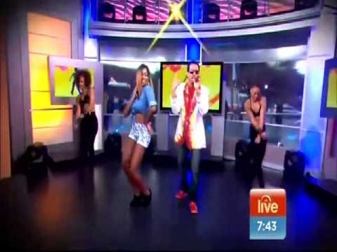 C&C Music Factory - Gonna make you sweat (Live on Sunrise tv)