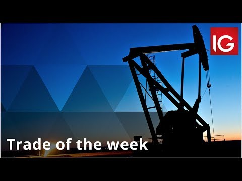 Long Brent crude | Trade of the week