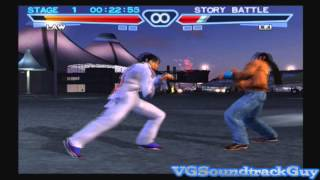 Tekken 4 Gameplay