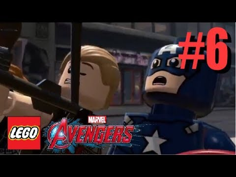 AVENGERS FINALLY ASSEMBLE! | LEGO Marvel's Avengers Gameplay Walkthrough Part 6 - Battle Of New York