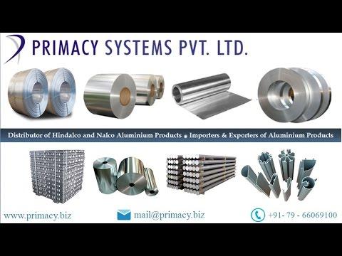 Hindalco & Nalco Aluminium Products, Non-Ferrous & Ferrous Metals
