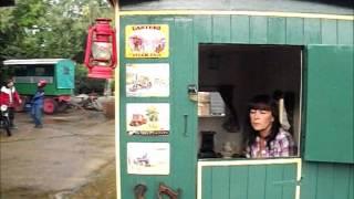 Homemade Living Wagon