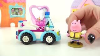Eğlenceli çocuk filmi - Peppa Pig'in yeni oyuncağı - Bunu Daddy Pig'e hediye edelim