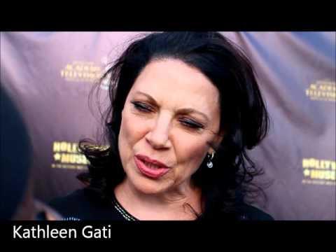 Daytime TV Examiner  Kathleen Gati of Winterthorne and General Hospital  Daytime Emmys Pre Party