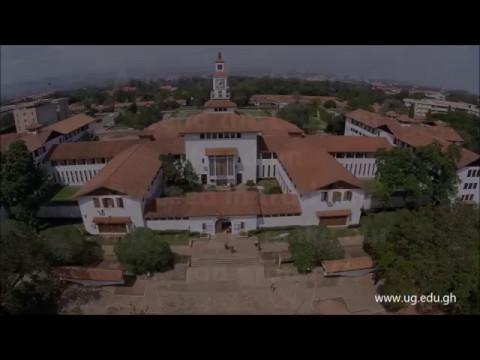 University of Ghana Anthem