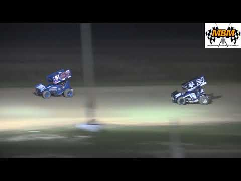 I-96 Speedway 10/13/18 - Great Lakes Super Sprints Heat Two
