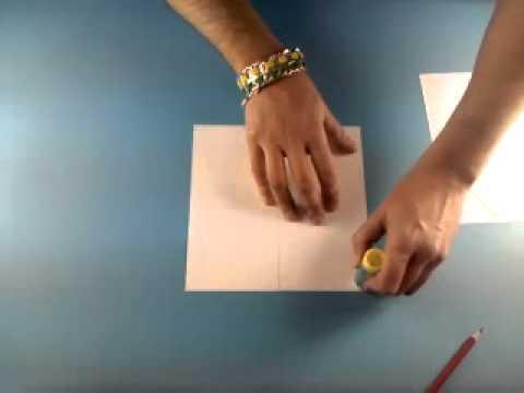 Manualidades: cómo hacer una tarjeta sin...