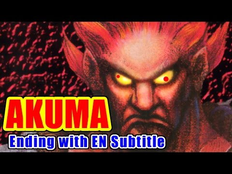 Akuma Going - SUPER STREET FIGHTER II Turbo