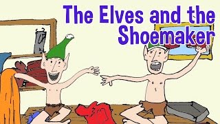 The Elves and the Shoemaker Fairy Tale by Oxbridge Baby