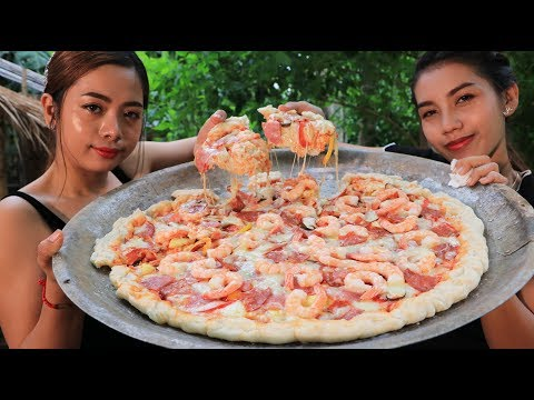 Yummy cooking Pizza recipe - Cooking skill