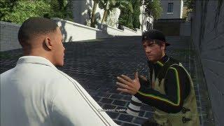 GTA 5 прохождение - Папарацци - Секс-видео (Paparazzo - The Sex Tape) - HD 720p
