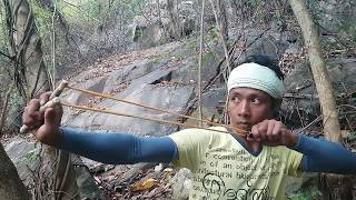 How to make a Slingshot   Good quality  Thai S