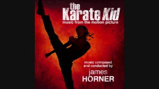 The Karate Kid 2010 (OST Soundtrack) - 11 Jacket On, Jacket Off