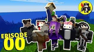 Tortuga Minecraft Server: Episode 0 - NEW START!