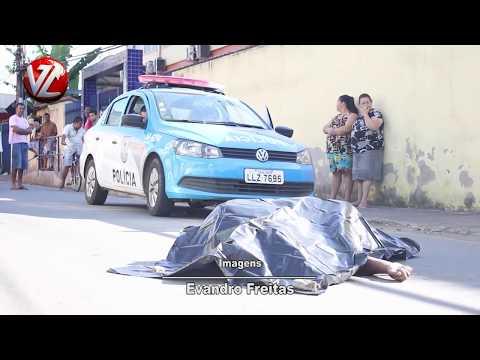 Homem é executado com seis tiros no bairro Açude em Volta Redonda