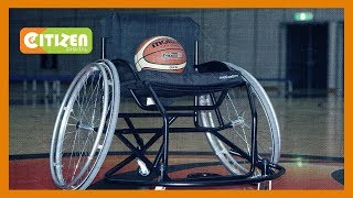 Wheelchair basketball aiming for Tokyo ticket in Morrocco