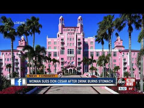 Anjali Queen B - Tampa Woman Sues St. Pete Hotel, Waiter Added Liquid Nitrogen to Her Drink