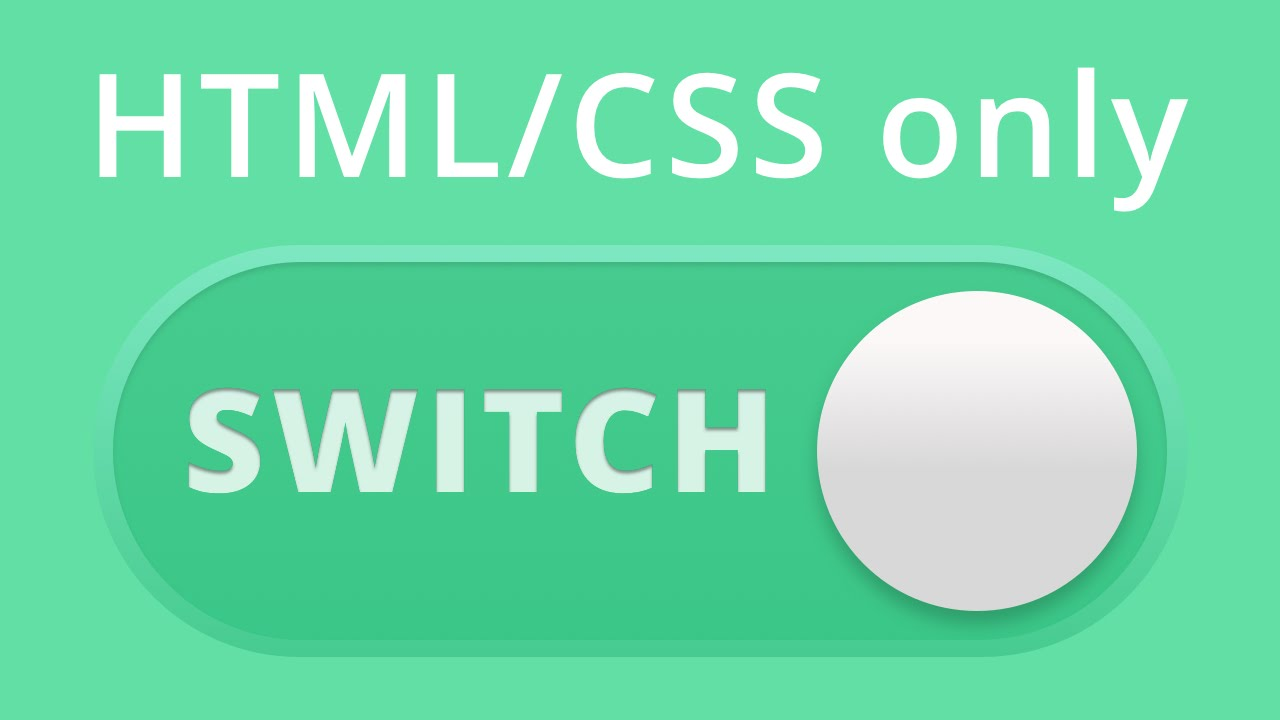 how to make css in html