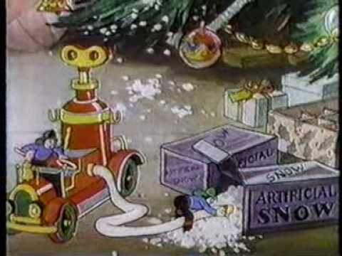 A DISNEY CHRISTMAS GIFT SPECIAL-#6-from1986- Early Animation - YouTube