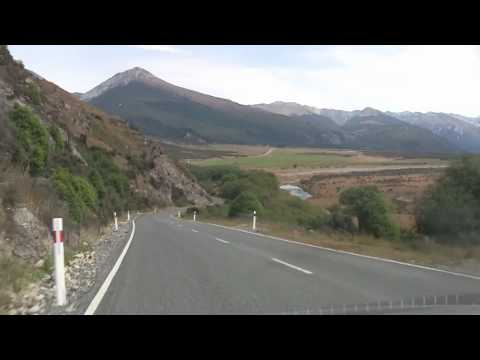 A beautiful drive through Arthur's Pass, the most scenic drive in New Zealand. In 1080p HD