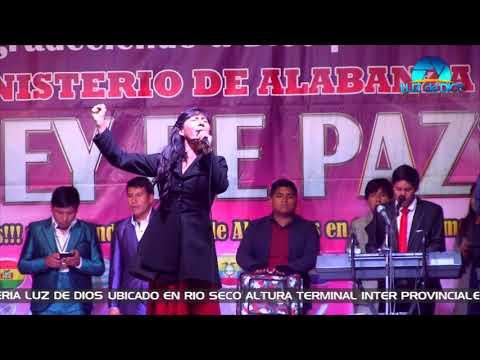 Ministerio de Alabanza ♫ ELIAB ♫ Tan Solo una Oportunidad. Aniversario de M. A. REY DE PAZ 2017
