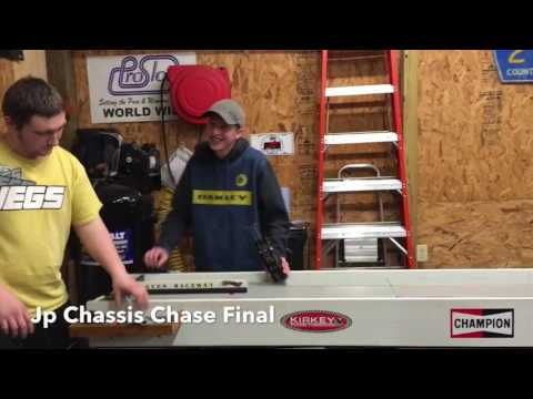 March Madness! 2017 Drag Slot Car Racing!