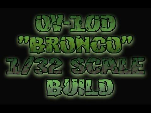#2 OV-10D Bronco 1/32 Built 【Paint】