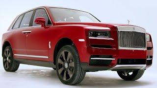 The Rolls-Royce Cullinan   Top Gear