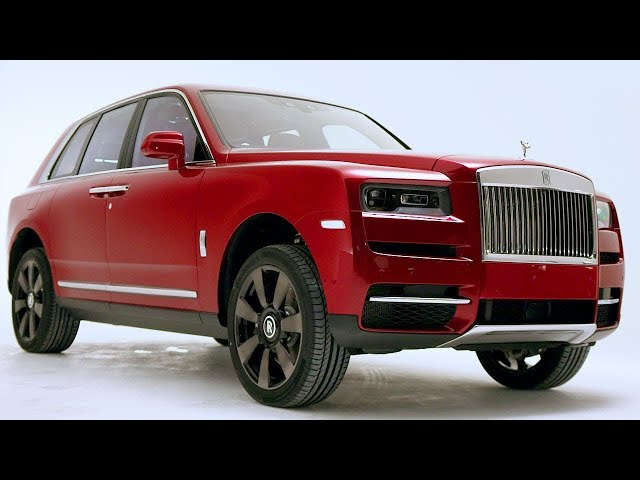 The Rolls-Royce Cullinan | Top Gear