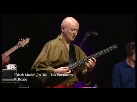 """Renato Rozic Consort in Concert - plays """"B&W"""" - live at Philharmonic Hall"""