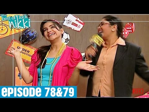 Best Of Luck Nikki | Season 3 Episode 78 & 79 | Disney India Official