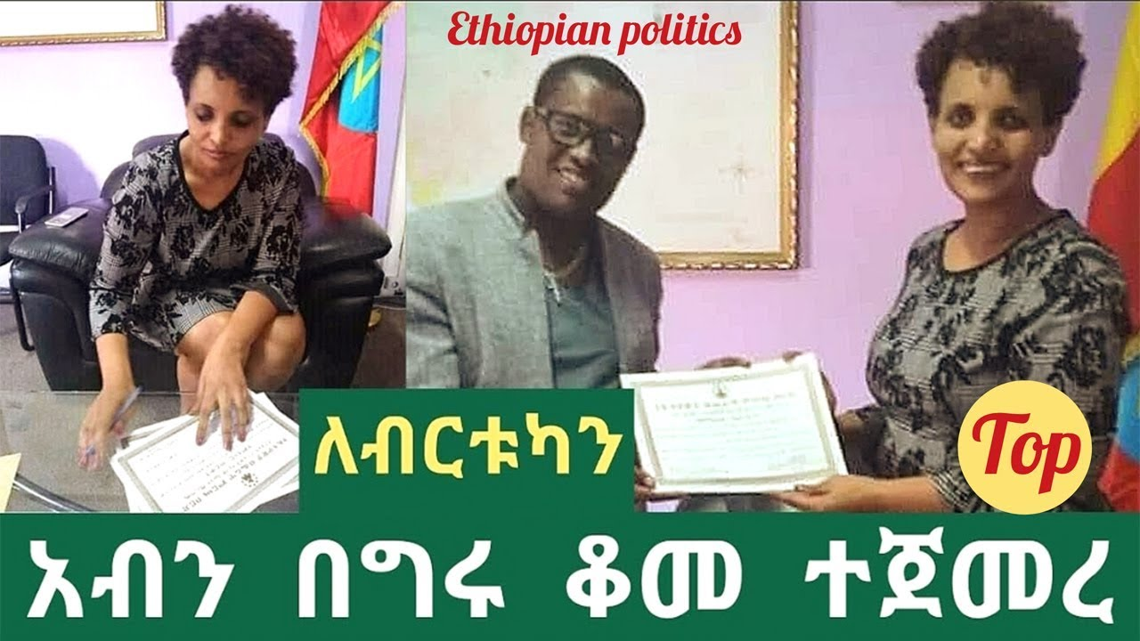 National Movement of Amhara (Nama) party got an official certificate