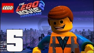 The LEGO Movie 2 Videogame - Gameplay Walkthrough Part 5 - Systarian Jungle(PC)