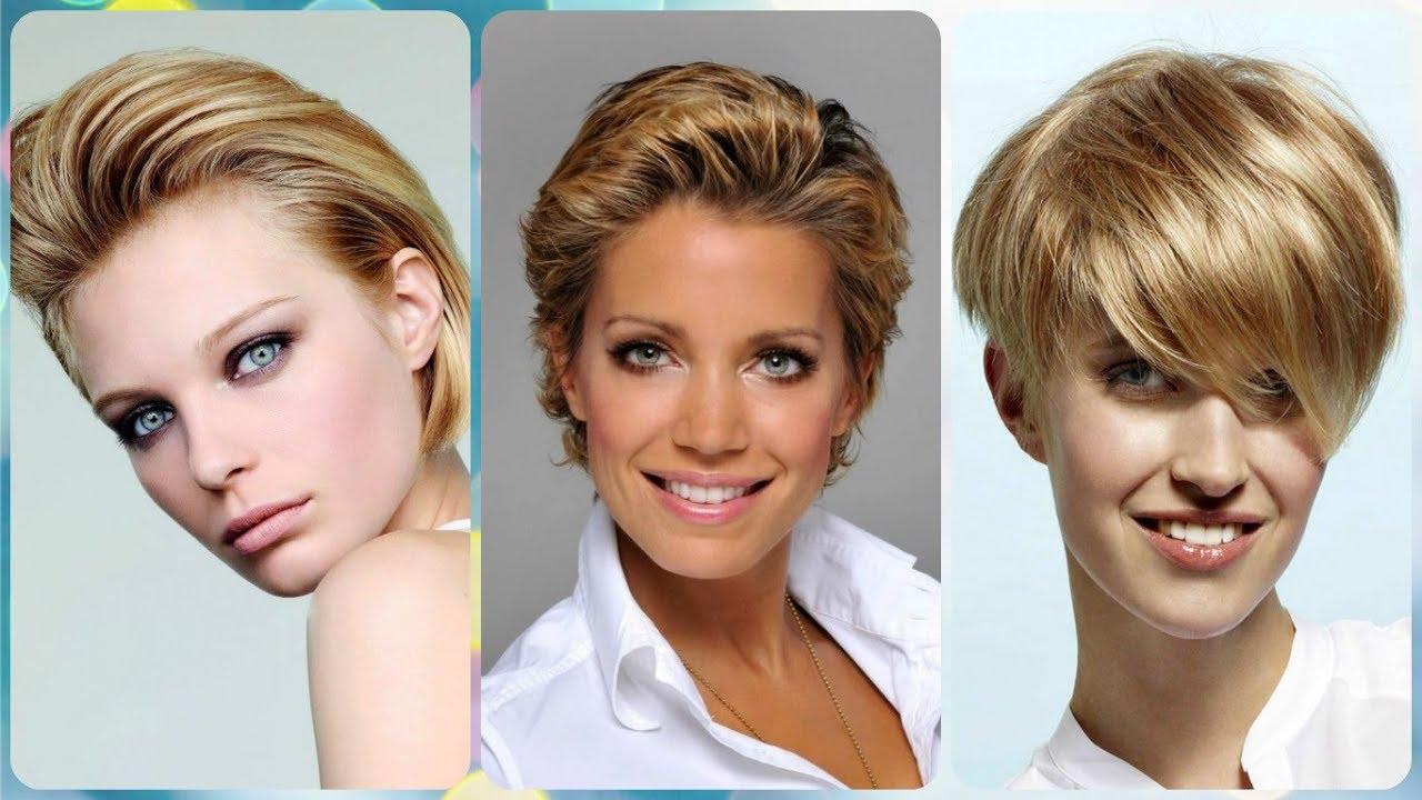 Frisuren blond ab 45