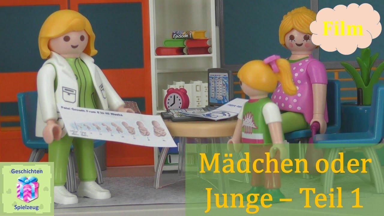 Playmobil Film Deutsch Mädchen Oder Junge Teil 1 Playmobil