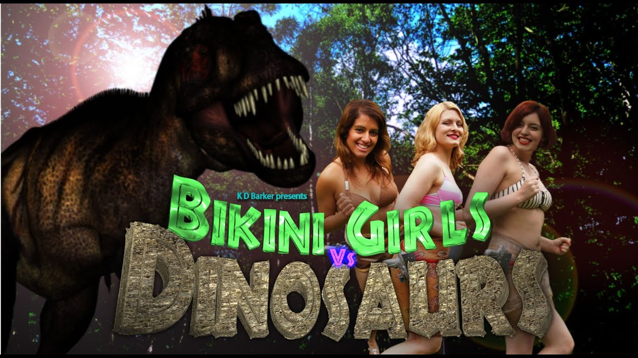 Bikini girls from the lost planet trailer