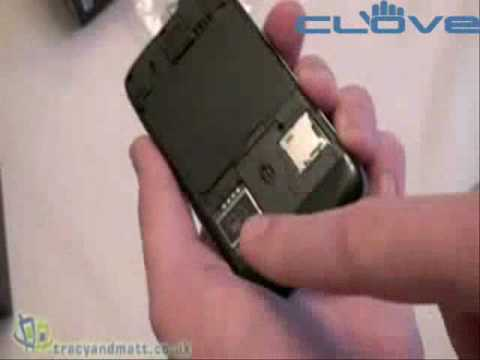 HTC Touch HD Unboxed Part 1