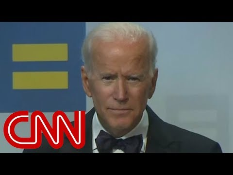 Biden: I could not stay silent after Charlottesville