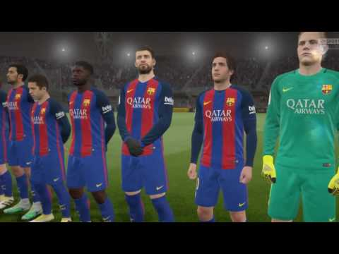 FIFA 17 BARCELONA  MESSI ALWAYS HERO GAMEPLAY