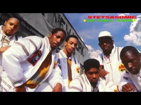 Stetsasonic  Talkin All That Jazz Dominoes Instrumental Remix  DaddyO