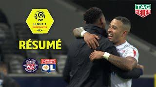 Toulouse FC - Olympique Lyonnais ( 2-3 ) - Résumé - (TFC - OL) / 2019-20