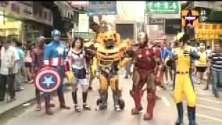 PAUL's Galaxy Movie (銀河電影): Transformers 變形金剛, Ironman 鐵甲奇俠 HK NowTV
