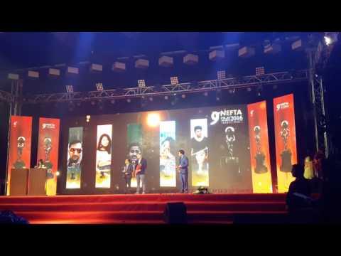 9th Nefta film award Dubai highlights