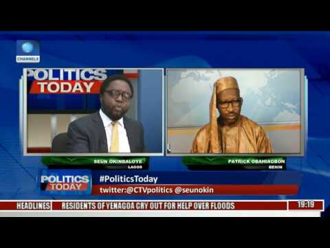 Patrick  Obahiagbon Speaks on the passage of the Petroleum industry Bill