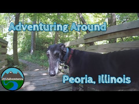 Adventuring Around || Peoria, Illinois || Full-time RV Living