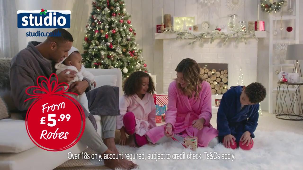 Studio - Fill Your Christmas Stockings November TV AD 2018 - YouTube