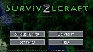 видео Скачать Survivalcraft на Android бесплатно: полная версия игры на русском с картами
