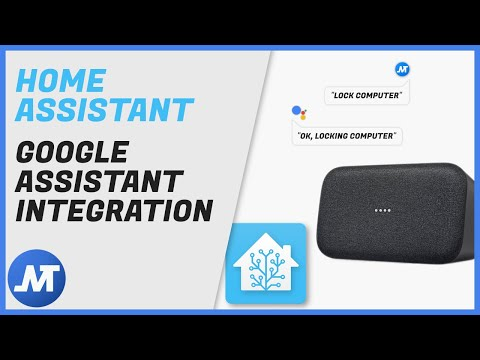 Google Assistant configuration