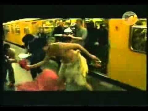 Atari Teenage Riot, Alec Empire live at German MTV