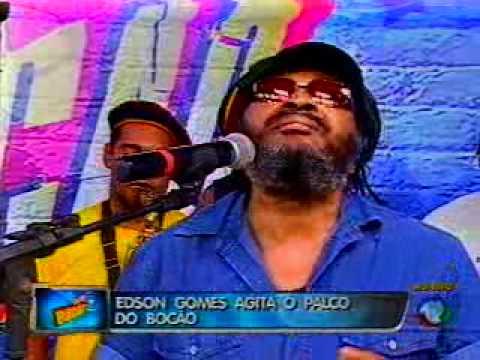 Edson Gomes agita o palco do Bocão   29 07 2011